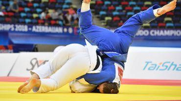 Médaille de bronze pour Sophie Berger à l'Euro espoirs de judo