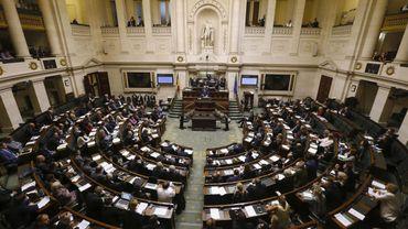 Le Parlement fédéral.
