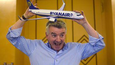Michael O'Leary songe à quitter son poste à Ryanair d'ici deux ou trois ans