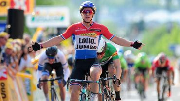 Groenewegen enlève la 4e étape du Tour de Norvège, Weening toujours leader