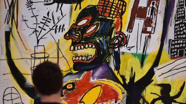 La fabuleuse ascension de Basquiat sur le marché de l'art contemporain