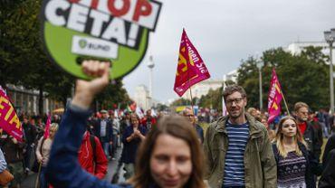 CETA: des rassemblements syndicaux et citoyens ce jeudi
