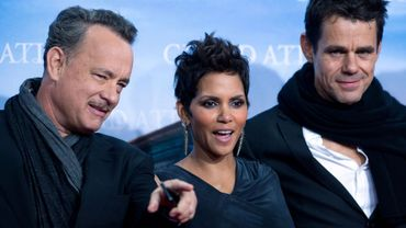 Tom Hanks, Halle Berry et Tom Tykwer