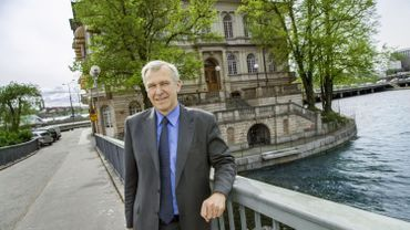 Yves Leterme à Stockholm.