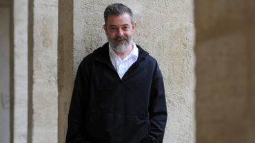Le chorégraphe français Christian Rizzo