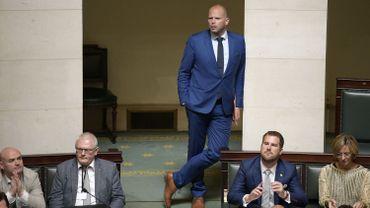Formation flamande: l'objectif est l'équilibre budgétaire à la fin de la législature selon Theo Francken
