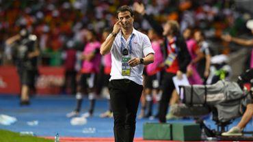 Le sélectionneur du Burkina Faso s'en prend à l'arbitre de la demi-finale