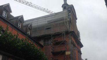 Thuin : La restauration de la Chapelle des Soeurs grises est lancée