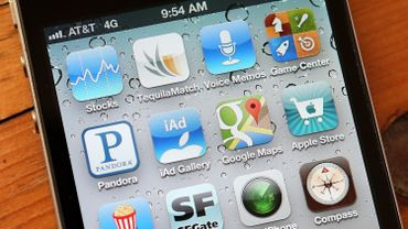 En moyenne, le mobinaute n'utilise que 10 des 30 applis qu'ils a téléchargées