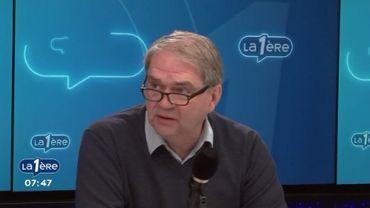 """Pierre François, patron de la Pro League : """"sur la saison 2017-2018 on a payé 37 millions aux agents, c'est trop """""""