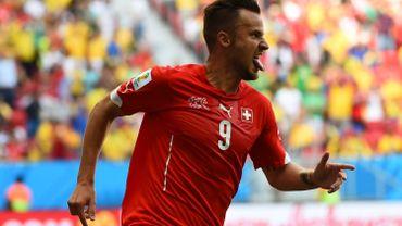Football: L'international suisse Seferovic rejoint Francfort