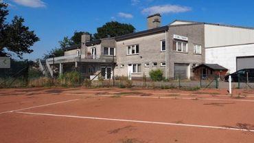 L'ancien club de tennis des Trois Chênes