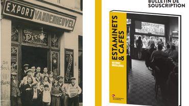 Un livre illustré pour retracer l'histoire des estaminets bruxellois