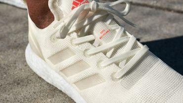 Adidas va produire ses baskets faites à base du plastique