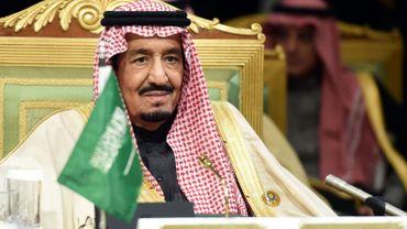 Les Saoudiens n'ont pas le choix... Ici, le roi Salmane d'Arabie Saoudite