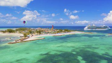 """L'île de """"Perfect Day at CocoCay"""" aux Bahamas"""