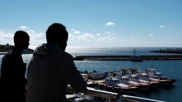 L'île de Lampedusa est particulièrement touchée par les vagues migratoires venant des pays nord-africains et du Moyen-Orient.