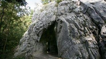 Les grottes de Goyet sont fermées depuis le début des vacances.
