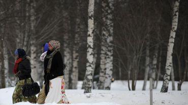 Le passage par les routes du Nord, de la Russie aux pays scandinaves est une des voies d'accès empruntées par les migrants.