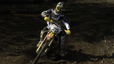 Clément Desalle (Suzuki) a pris la 4e place de la 1ère manche du GP de République Tchèque