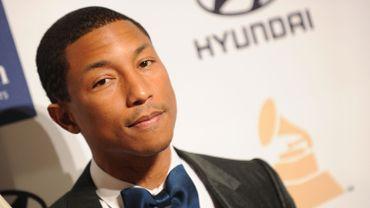 Pharrell Williams déclamera encore son amour aux femmes à Paris fin mai