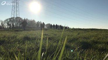Un peu plus de 5 kilomètres et 550 euros de récoltés