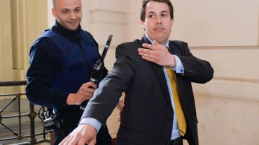 Laurent Louis condamné à 8 mois de prison avec sursis pour outrage