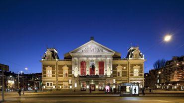 """Le Concertgebouw d'Amsterdam ouvrira le feu lundi avec la neuvième symphonie du """"Nouveau monde"""" de Dvorak."""