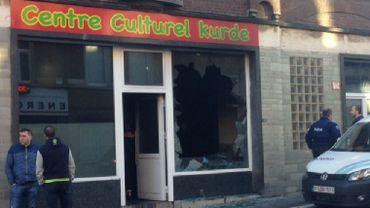 Le centre culturel kurde de Gilly incendié