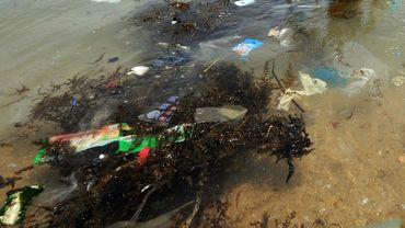 Les océans pollués par des particules de plastique, issus des pneus et des vêtements