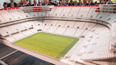 Stade national: l'enquête publique sur la nouvelle demande de permis est ouverte