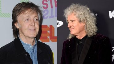 Paul McCartney / Brian May