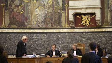 Au tribunal d'Audenaerde le 14 septembre 2012