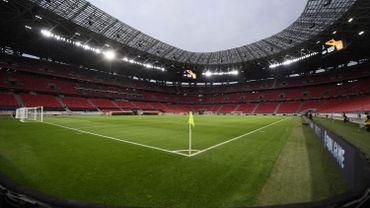 La Puskas Arena à Budapest