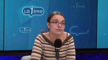 Leïla Rebbouh, la cofondatrice de la start-up NR Mine.