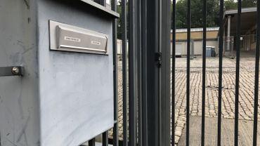 Le très discret siège du banc d'épreuve, au Fiond des Tawes, à Liège