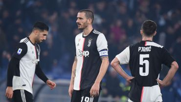La Juventus trébuche contre la Lazio, la Serie A est relancée