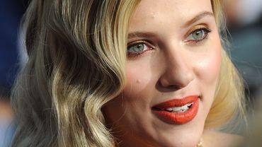 Scarlett Johansson en Hillary ?