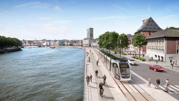 La Batte pourra rester sur les quais durant les travaux du tram mais certains commerçants devront déplacer leur emplacement
