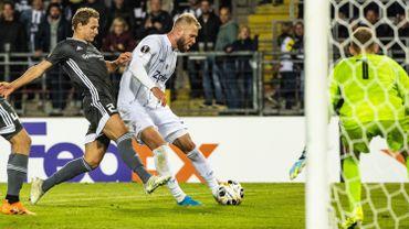 Joao Klauss débarque au Standard de Liège