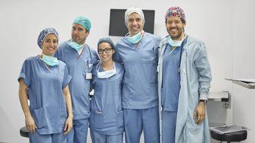 Guillermo Guiz et le TTO offrent de l'humour au personnel soignant