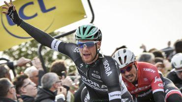 Bennett signe la passe de trois au Tour de Turquie, Theuns 2ème