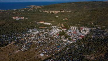 Coronavirus : premier cas de Covid-19 dans un camp de migrants sur une île grecque