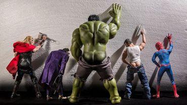 Une autre façon de voir les superhéros ?