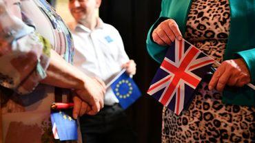 Lancement de la campagne pour les européennes du parti des Libéraux démocrates à Londres, le 26 avril 2019