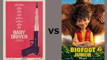 Baby Driver ou Bigfoot junior?