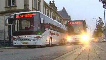 Illustration - sept nouveaux bus gratuits vers le Grand-Duché