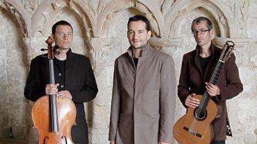 Quentin Dujardin et ses musiciens