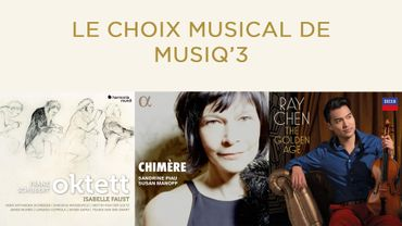 Isabelle Faust and Friends - Sandrine Piau et Susan Manoff - Ray Chen