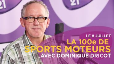 La 100e émission Sports Moteurs